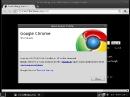 CrunchBang Linux Statler 10 R20110105 Xfce Google Chrome