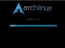CTKArch 0.7 Live Bootscreen
