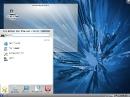 Fedora 14 KDE Menu