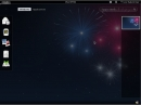 Fedora 17 GNOME Activities