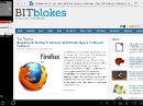 Firefox 9 Android Tabs