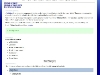 FlatPress Administrations-Bereich: widgets