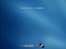 Fusion Linux 14 Bootscreen
