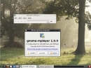 GhostBSD LXDE 2.5 GNOME MPlayer