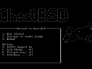 GhostBSD 3.0 LXDE Bootscreen