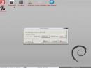 GParted Live 0.13.0 Bildschirmaufloesung