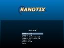 Kanotix 2011-03 Hellfire Bootscreen