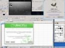 Kanotix 2013 GIMP / LibreOffice