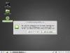 Linux Mint 10 GNOME Installation abgeschlossen