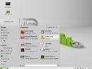 Linux Mint 11 Katya Menü