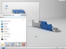 Linux Mint 12 KDE Menü