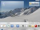 Linux Mint 12 KDE Widgets