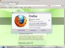Linux Mint 12 KDE Firefox