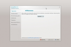 Linux Mint 13 Maya KDE