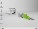 Linux Mint 13 Maya Xfce Desktop