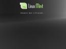 Linux Mint 14 Xfce Bootscreen