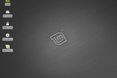 Linux Mint 201104 \