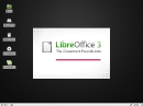 Linux Mint 201104 Xfce LibreOffice