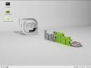 Linux Mint Debian Edition 201303 Desktop