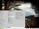 Linux Mint Debian Edition 201303 Menü