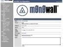 m0n0wall 1.33 Webgui