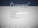 Mageia 1 Beta 1 Bootscreen
