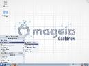 Mageia 1 Beta 1 Menü