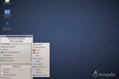 Mageia 2 KDE
