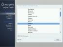 Mageia 2 Installation Sprachwahl