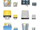 Mandriva Desktop 2011 Icons Theme (Quelle: mandriva.com)