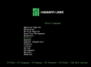 Manjaro Linux 0.8.3 Openbox Sprachwahl