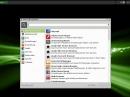 Manjaro Linux 0.8.3 Openbox Anwendungsfinder