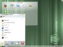 openSUSE 11.4 KDE Menü