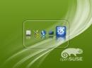 openSUSE 12.1 KDE starten