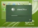 openSUSE 12.1 KDE LibreOffice