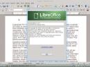 openSUSE 12.2 KDE LibreOffice 3.4.4