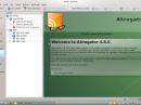 openSUSE 12.2 KDE Kontact Akregator