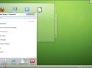 openSuSE 12.2 KDE Menü