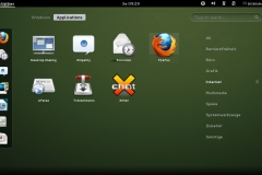 openSUSE 12.2 - GNOME-Edition