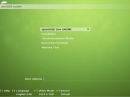 openSUSE 12.2 Bootscreen