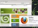 openSUSE 12.3 KDE Firefox
