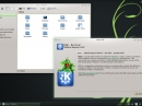 openSUSE 12.3 KDE Dolphin