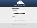 ownCloud 3 Einrichtung