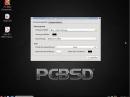 PC-BSD 9.1 Arbeitsfläche einstellen