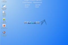 PCLinuxOS 2010 LXDE