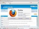 Porteus 2.0 Razor Qt Firefox