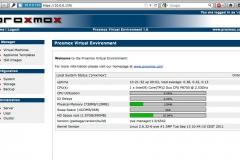 Proxmox 1.9 \
