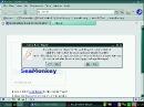 Puppy Linux 5.3 Slacko SeaMonkey