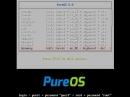 Pure OS 5.0 Bootscreen