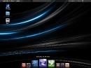 PureOS 3.0 Desktop mit Docky